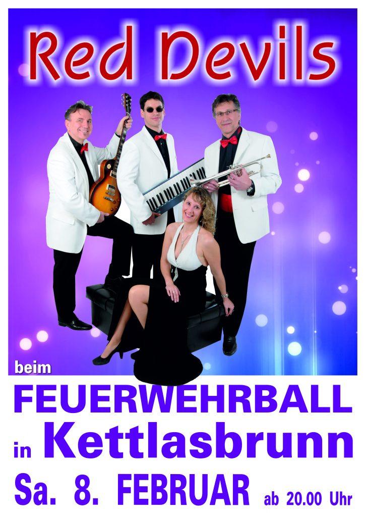 Einladung zum FF Ball 2020